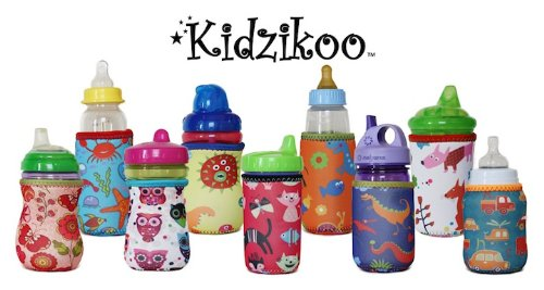 Kidzikoo Baby Bottle and Sippy Cup Insulator