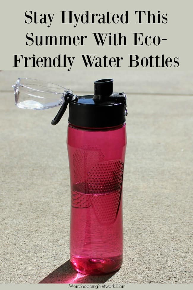Stay Hydrated This Summer With Eco-Friendly Water Bottles