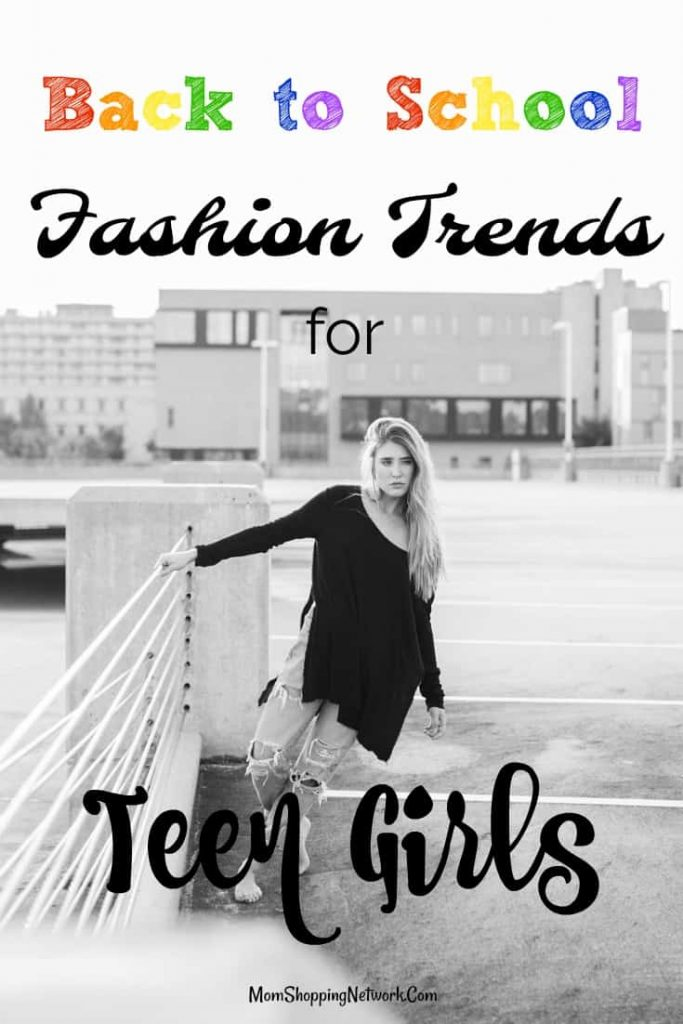 These back to school fashion trends for teen girls will help you prepare for a new school year! Back to school|teen fashion|fashion trends
