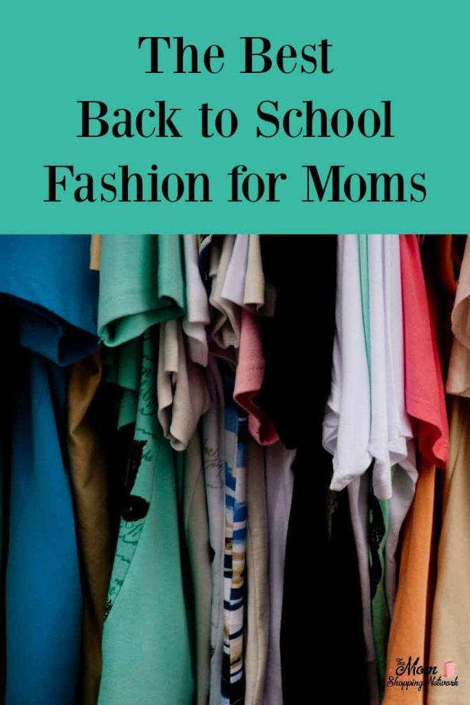 The Best Back to School Fashion for Moms