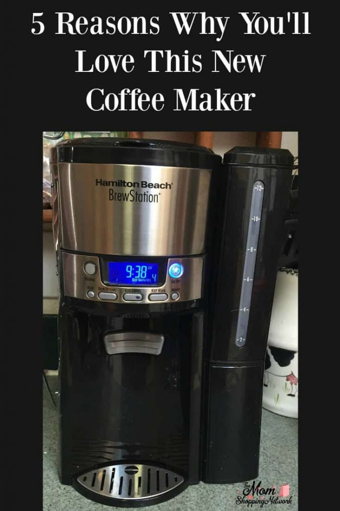 How do I love this coffee maker? Let me count the ways...
