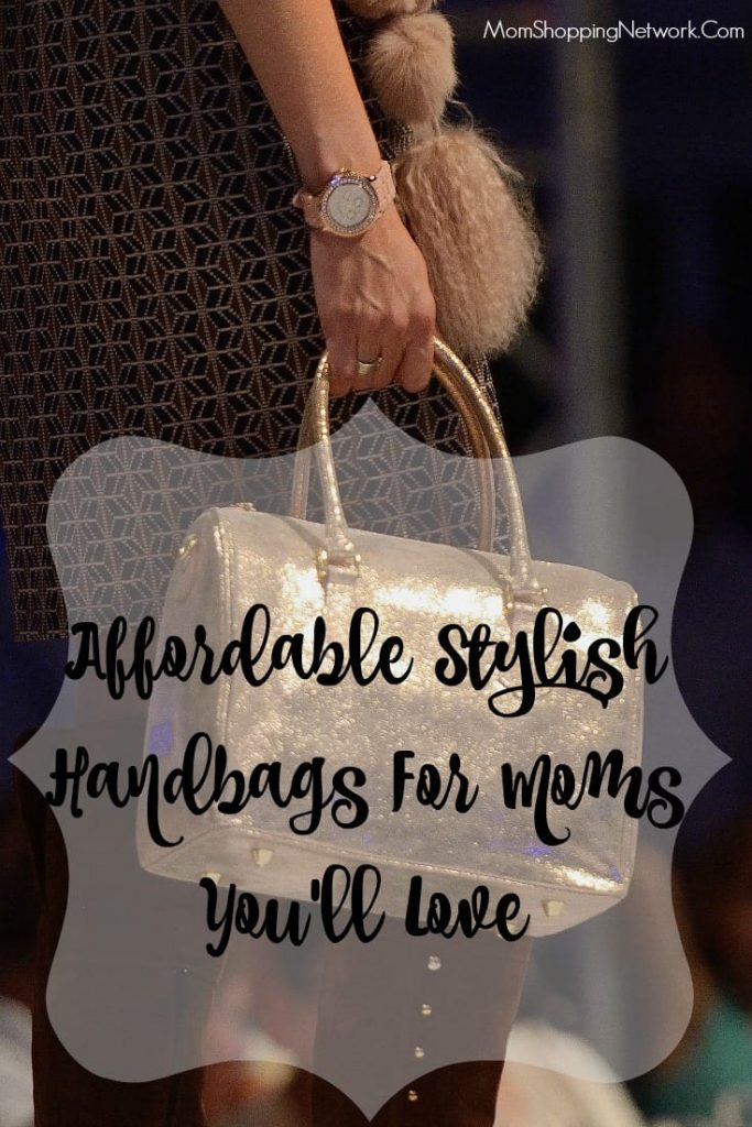 When I came across these handbags, I just had to share! They're not only affordable, but stylish, too!