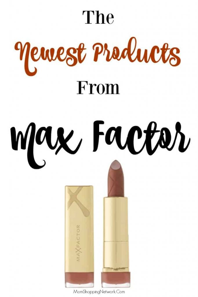 I'm loving these new lipsticks from Max Factor!