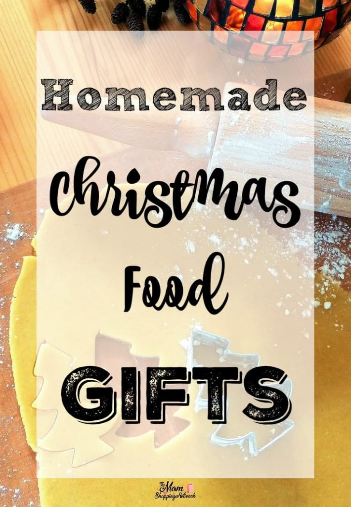 Save money by making Homemade Christmas Food Gifts this year!