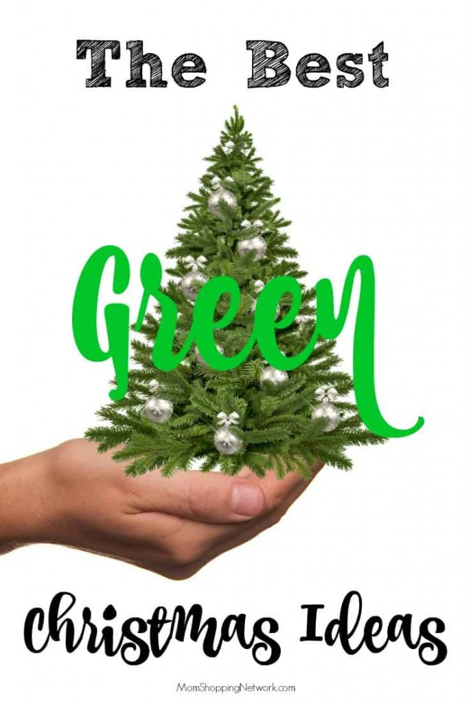 These are some of the best ideas for a green and more eco-friendly Christmas that I've seen in awhile! Really great ideas!