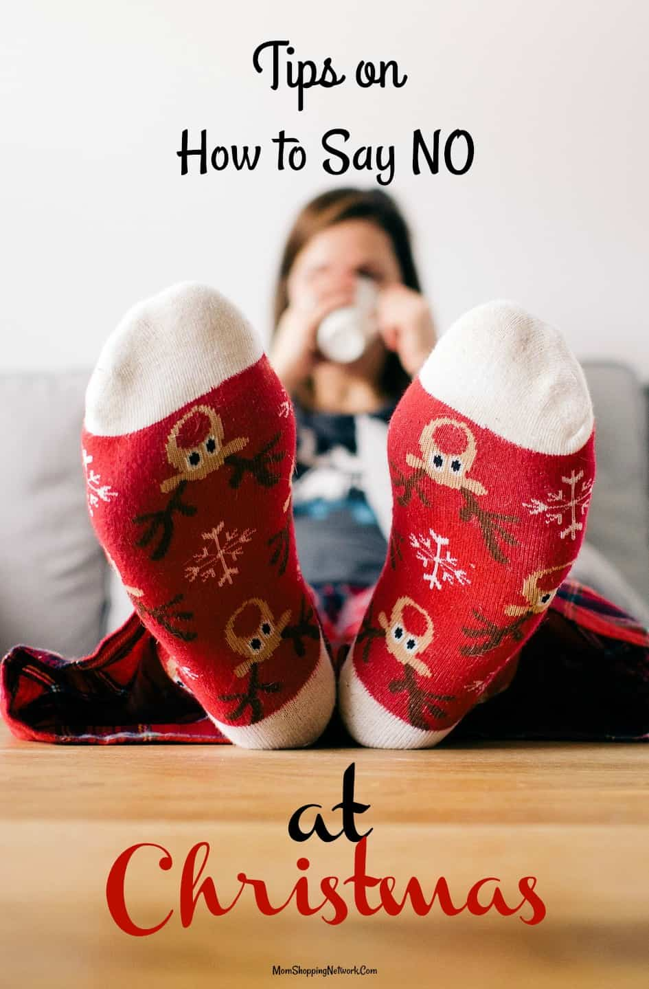 These tips on how to say NO at Christmas will help you keep your sanity this holiday season! How to say no|How to say no nicely|how to say no tips|Holiday tips|Christmas tips