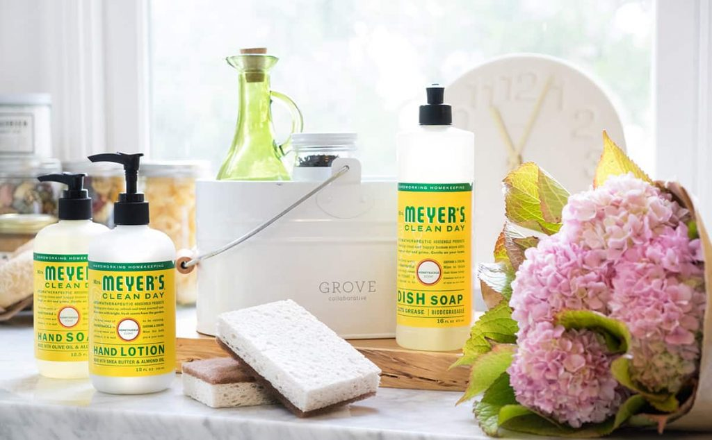 Free Mrs. Meyer's Lotion — Only at Grove Collaborative!