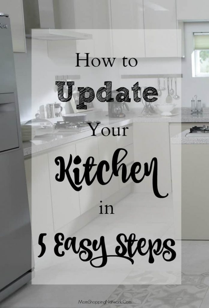 If you're looking for easy ways to update your kitchen, this post can definitely help!