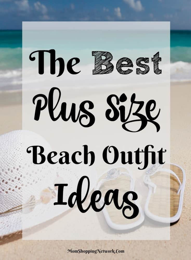 These are some of the best Plus size beach outfit ideas I've seen in awhile, so glad i found this!