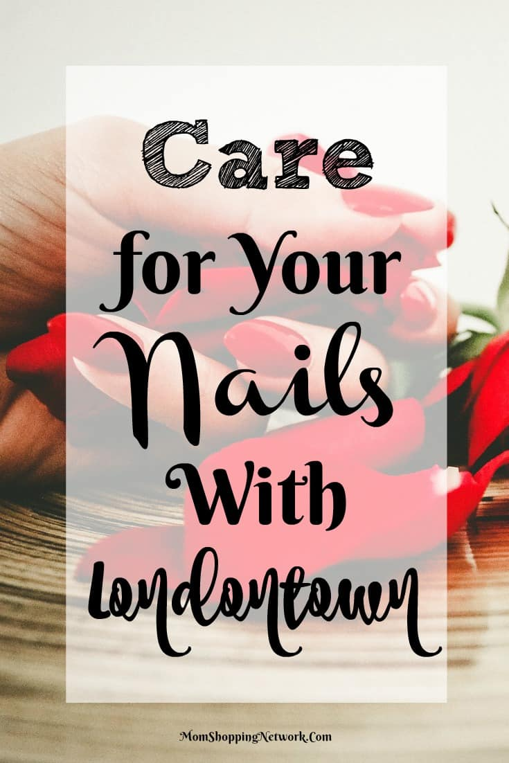 This will really help care for your nails, love it!