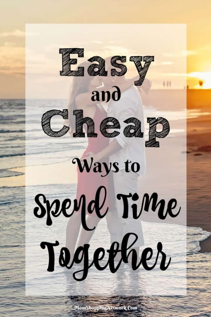 Looking for Easy and Cheap Ways to Spend time with your loved one? So was I, glad I found this!
