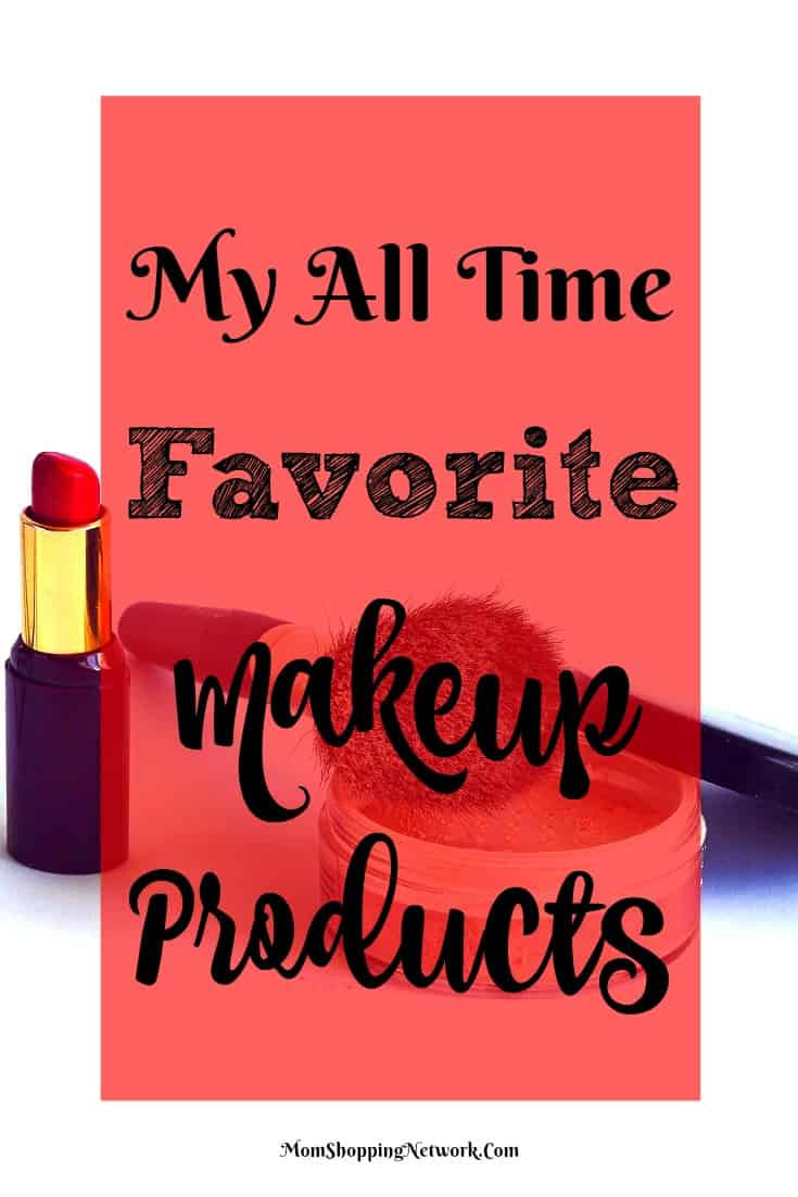 Now these are my favorite makeup products I wouldn't want to be without!