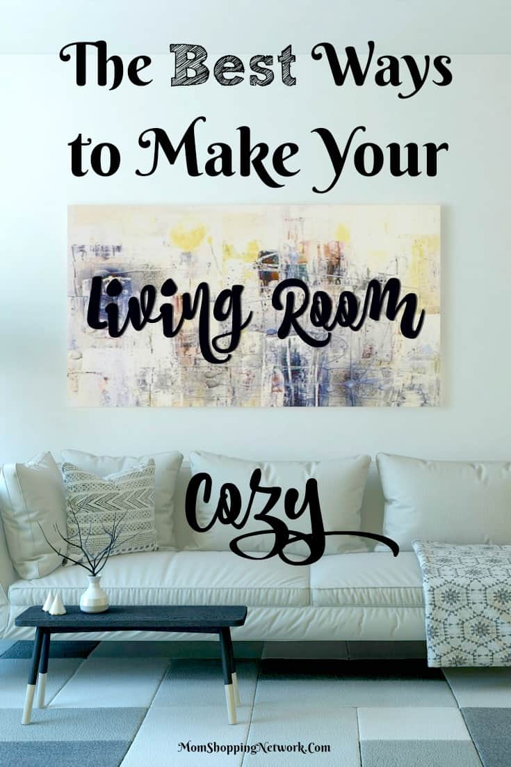 Finally, tips to help make your living room cozy, so glad I found this!