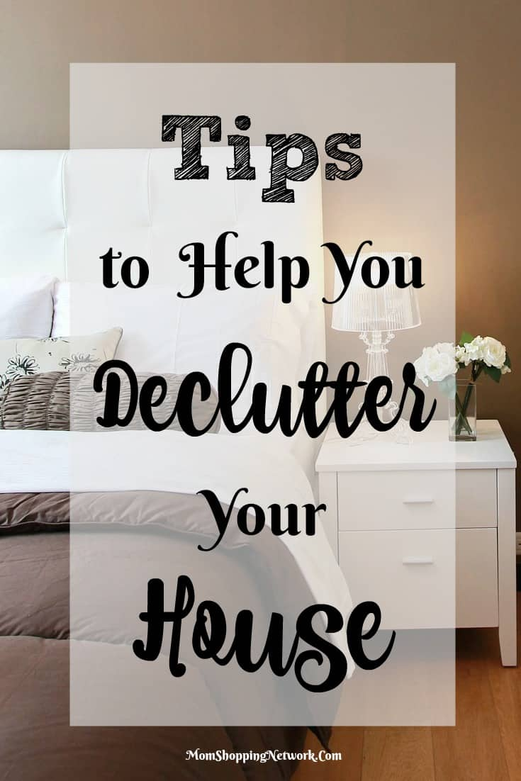 Decluttering is something I've always struggled with, glad I found these helpful tips!