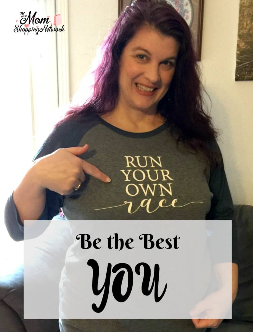 Be the Best You, this will help!