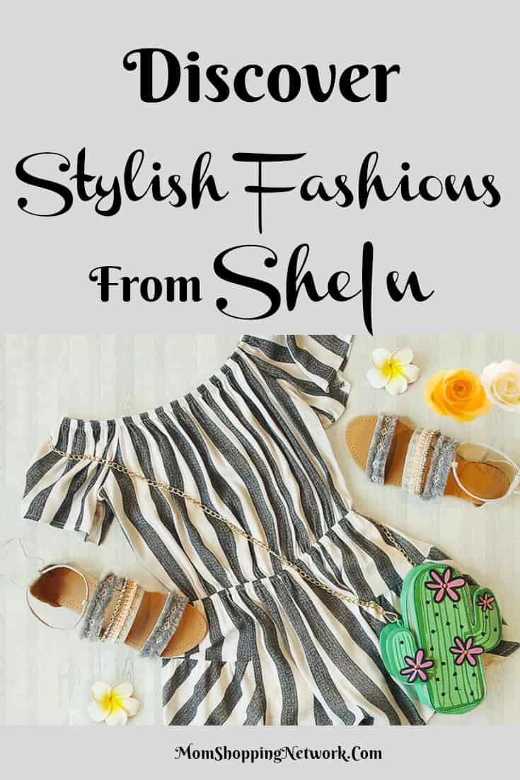 So glad I found SheIn, they have such stylish fashions!