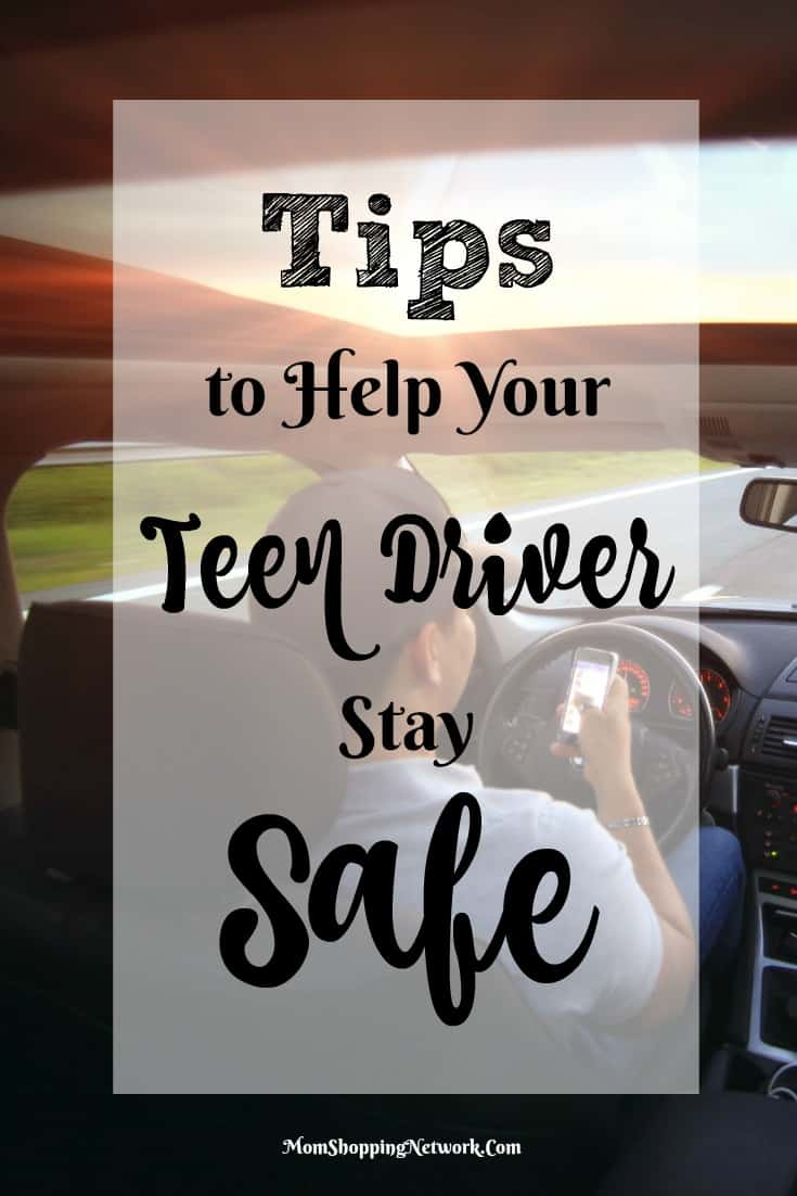 Worried about keeping your teen driver safe? This will help!