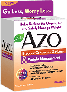 Giveaway- AZO Bladder Control® & Weight Management- $100 Target Gift Card- Ends 6/9