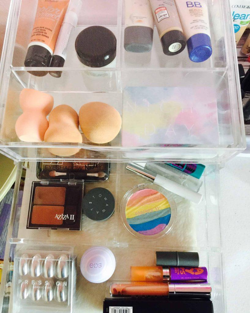 Get Your Makeup Organized With Boxy Girl Makeup Organizer