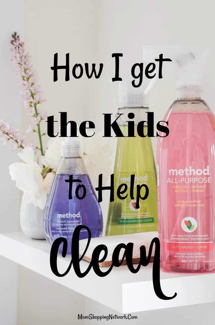 This FREE KIT from Grove really helps me get the kids to help clean, it's amazing!