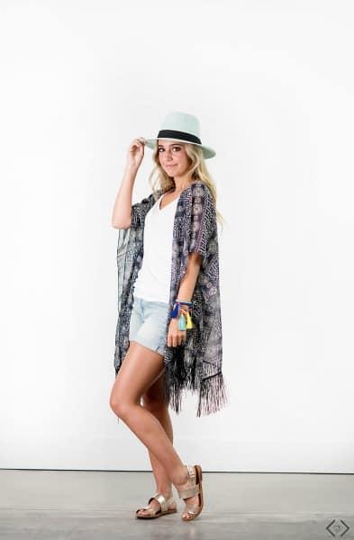 These gorgeous Kimonos are perfect for summer! Summer Fashion|Kimono|Mom Life