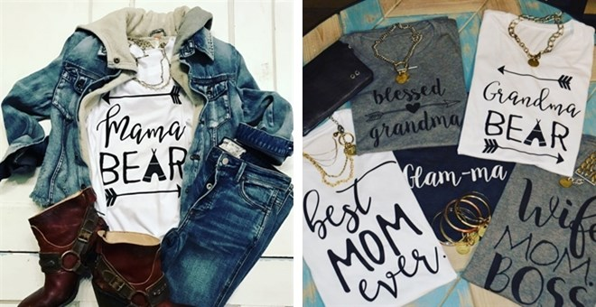 Mom Tees| Mom T-Shirts| T-Shirts for Moms