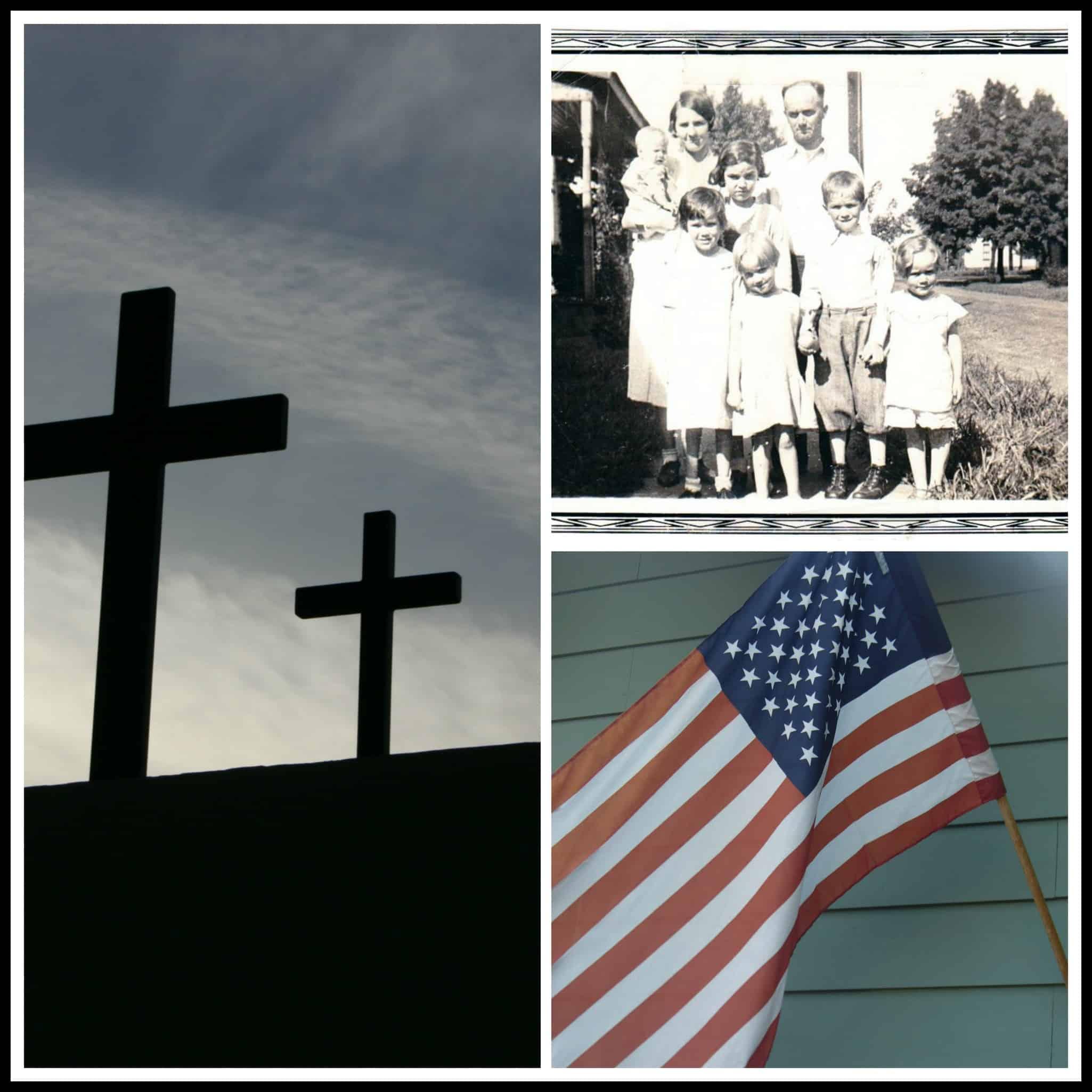 The 3 F's-Faith, Family, and Freedom