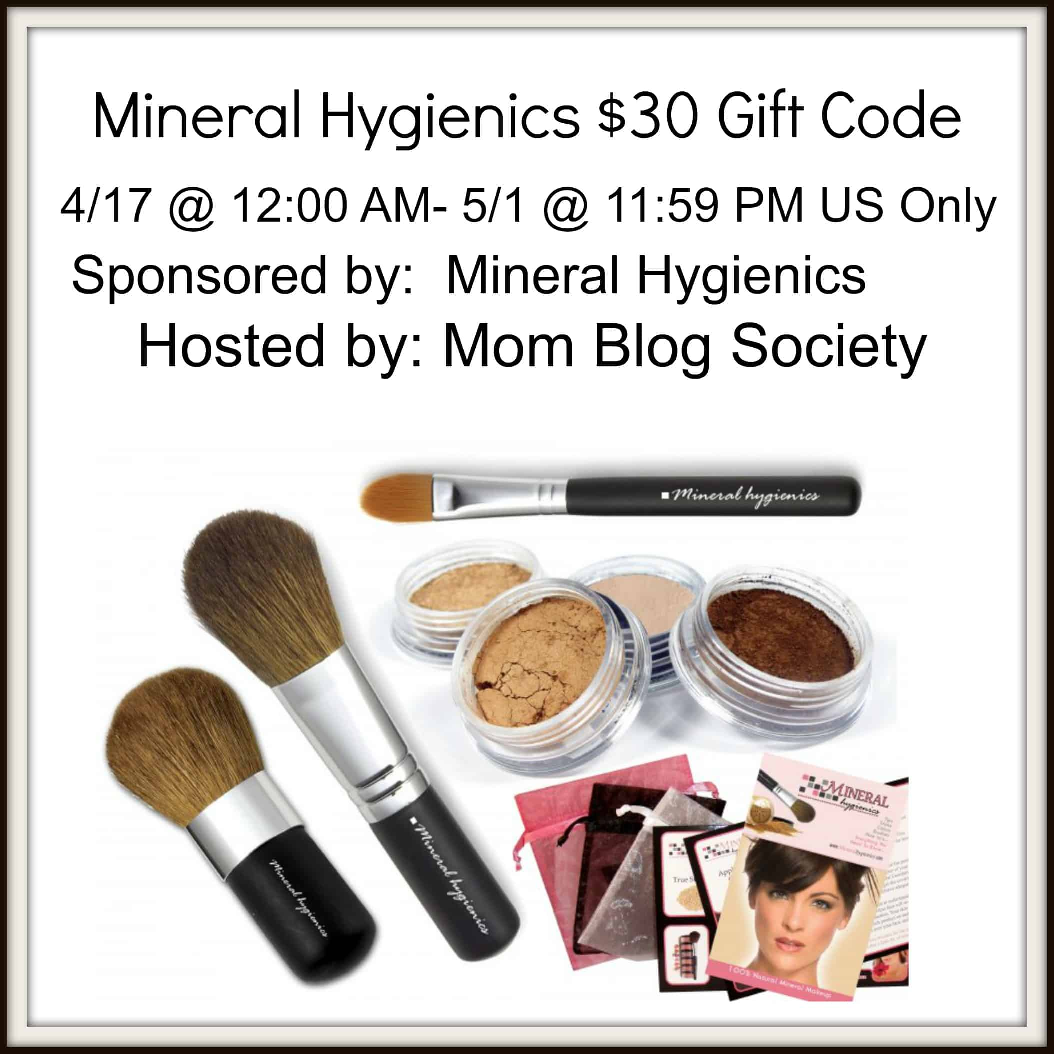 Giveaway- Mineral Hygienics