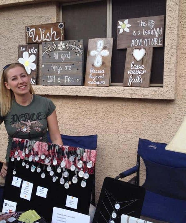 Spotlight Mom Featuring Melissa Erickson With P3 Personalized Jewelry