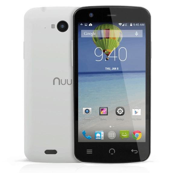 Giveaway- Nuu X3 Mobile Phone