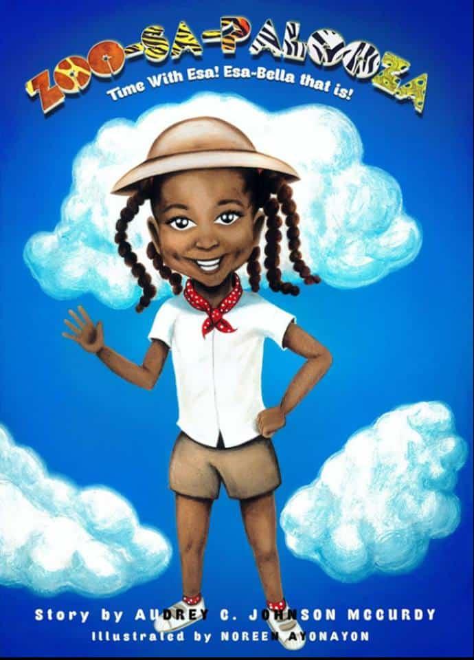 Zoo-Sa-Palooza Time- A Delightful New Children's Book