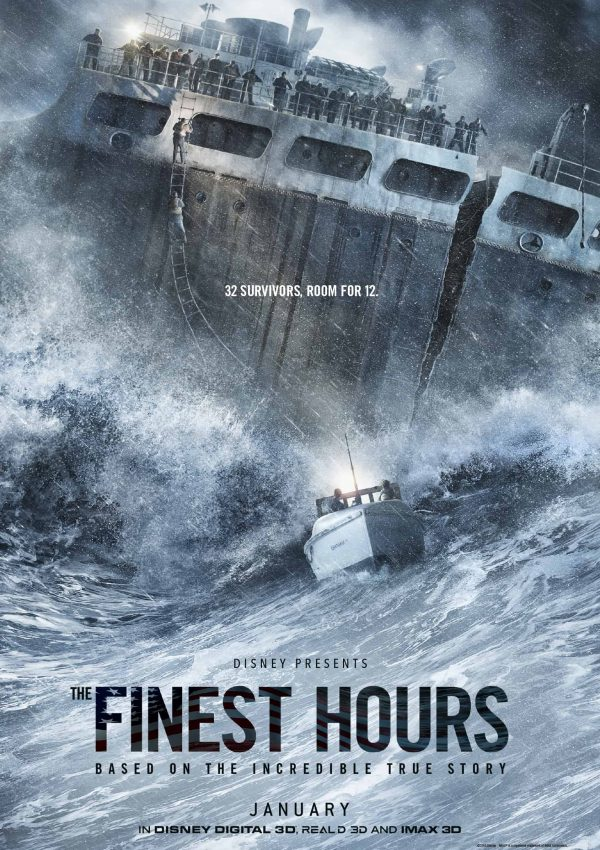The Finest Hours- New Disney Movie Coming Soon!