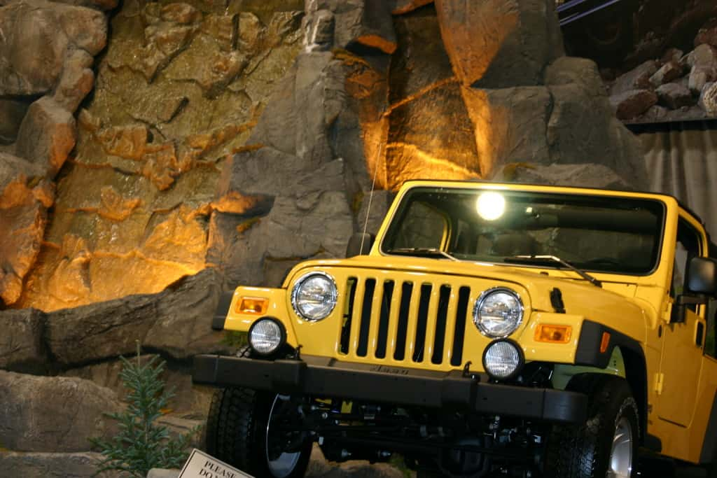 5 Things You Can Do In Your Used Jeep Wrangler