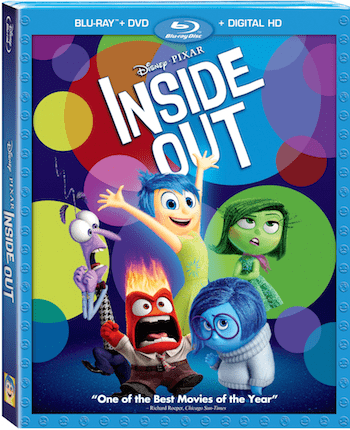 Review- Inside Out