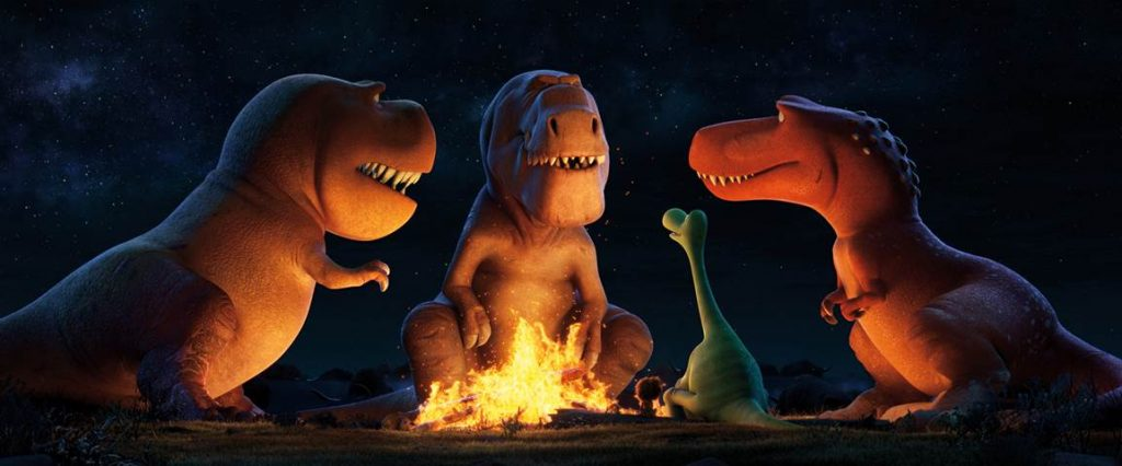 Disney/Pixar's The Good Dinosaur- New Film Clips Now Available