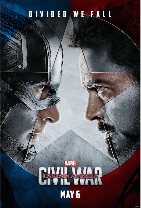 Marvel's Captain America: Civil War - New Trailer Now Available