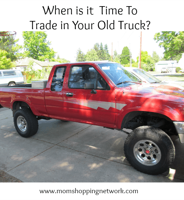 When is it Time To Trade in Your Old Truck?