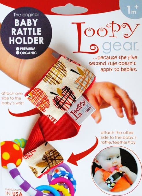 Loopy Gear Baby Rattle Holder