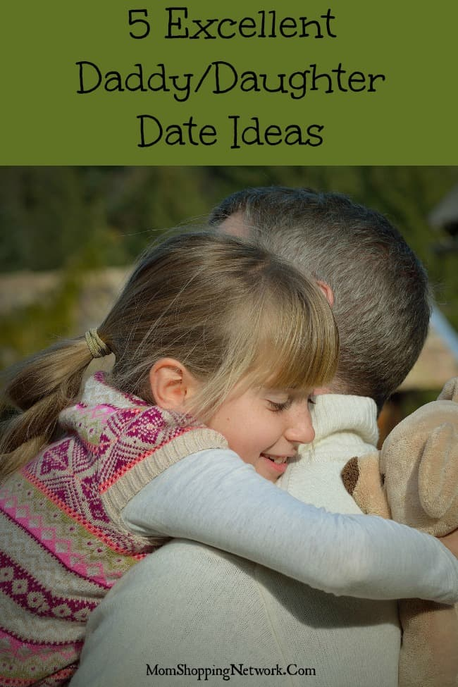 5 Excellent Daddy/Daughter Date Ideas