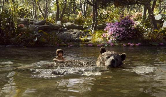 The Jungle Book- New Clips and Featurette Now Available