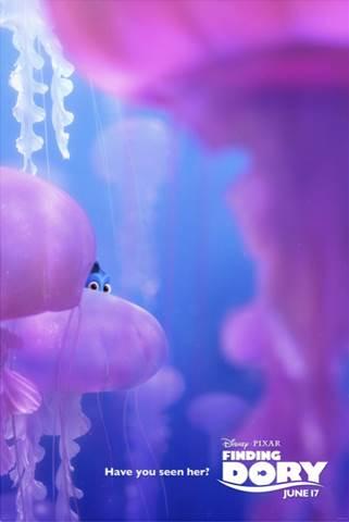 Brand New Trailer For Disney•Pixar's Finding Dory