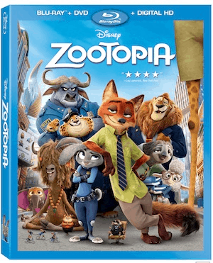 Zootopia  Coming Soon to Digital HD, Blu-ray and Disney Movies Anywhere