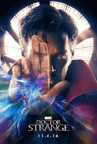 Marvel's Doctor Strange New Teaser Trailer Now Available