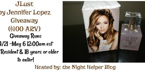 What a great giveaway! This one comes to you from the Night Helper Blog, enter to win this new fragrance- JLust Perfume by Jennifer Lopez!