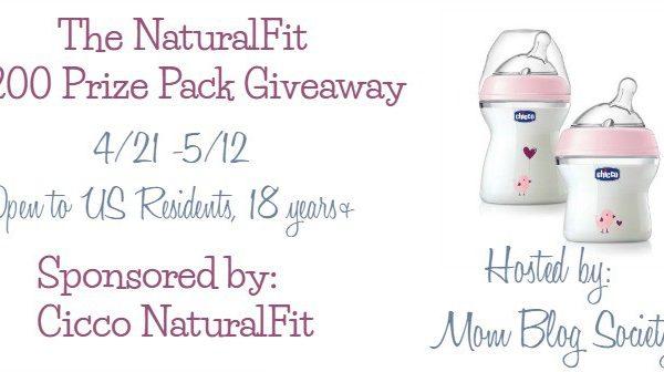 Giveaway- Natural Fit Prize Pack