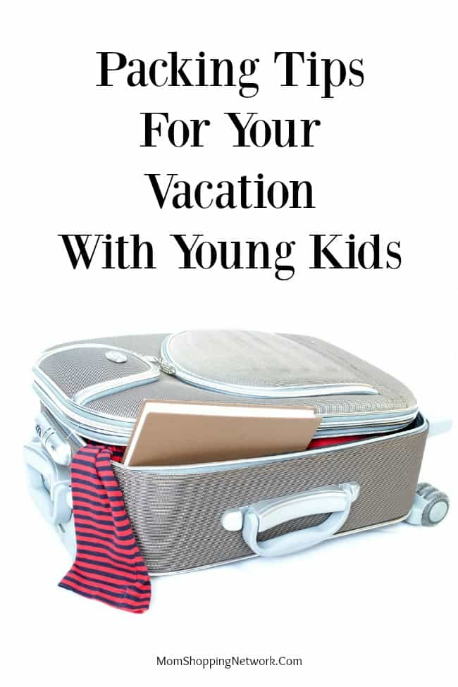 Traveling with little ones can be hard, especially when it comes to packing. These tips will really help!