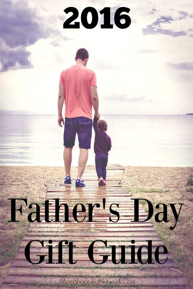 Stumped on what to get your guy for Father's Day? This handy guide gave me a few good ideas!