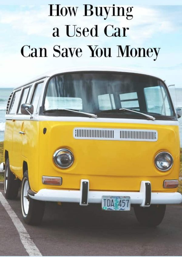 How Buying a Used Car Can Save You Money