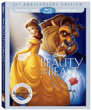 Disney's Beauty And The Beast Coming Soon to Digital HD and Blu-ray