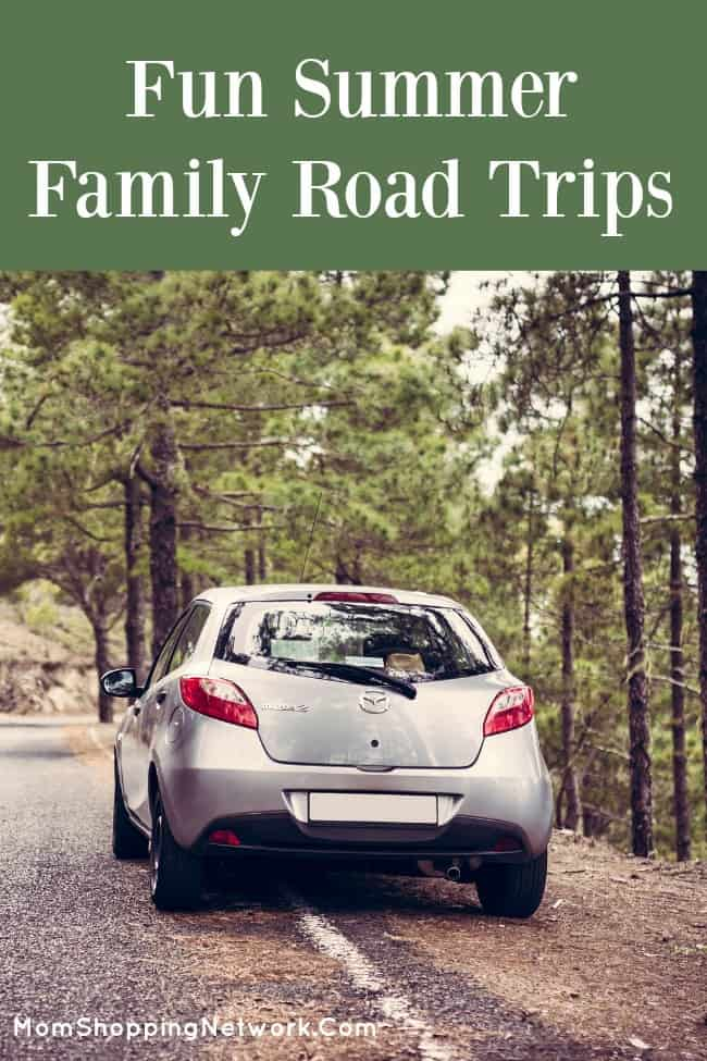 Fun Summer Family Road Trips